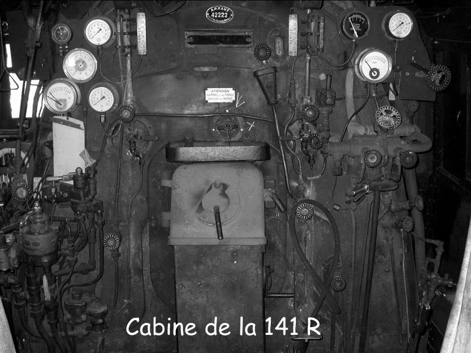 Master Imagerie – Connaissance de lEntreprise Structure de lentreprise Page 31 Cabine de la 141 R