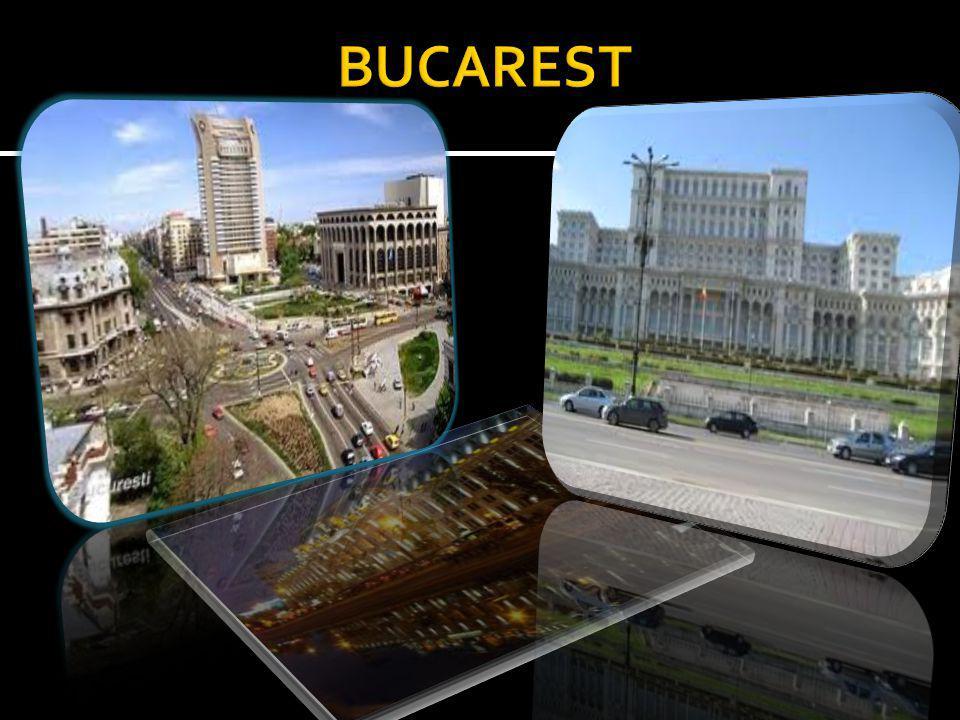 Bucarest est la capitale de la Roumanie.