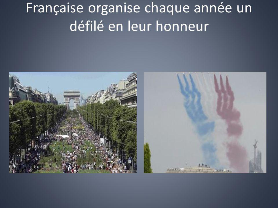 Chaque année, à la fois en France et les collectivités françaises où il ya de nombreux événements qui se déroulent.