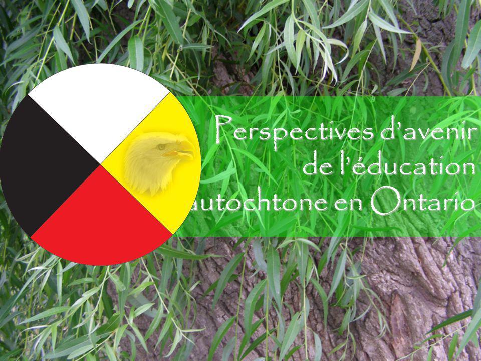 Perspectives davenir de léducation autochtone en Ontario
