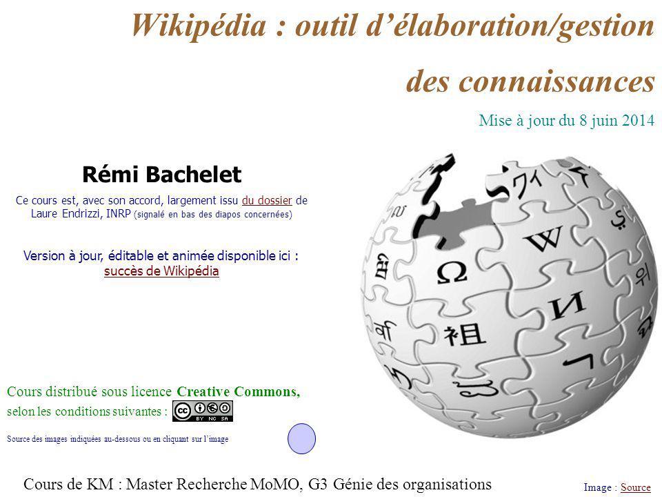 Rémi Bachelet 12 Licence cc-by Projets Wikimedia Autres projets de la Fondation Wikimedia : – Wikimedia Commons (ouvert sept.