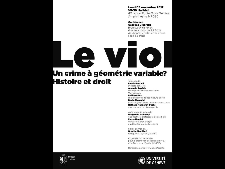 Brigitte Mantilleri Déléguée à légalité de lUniversité de Genève