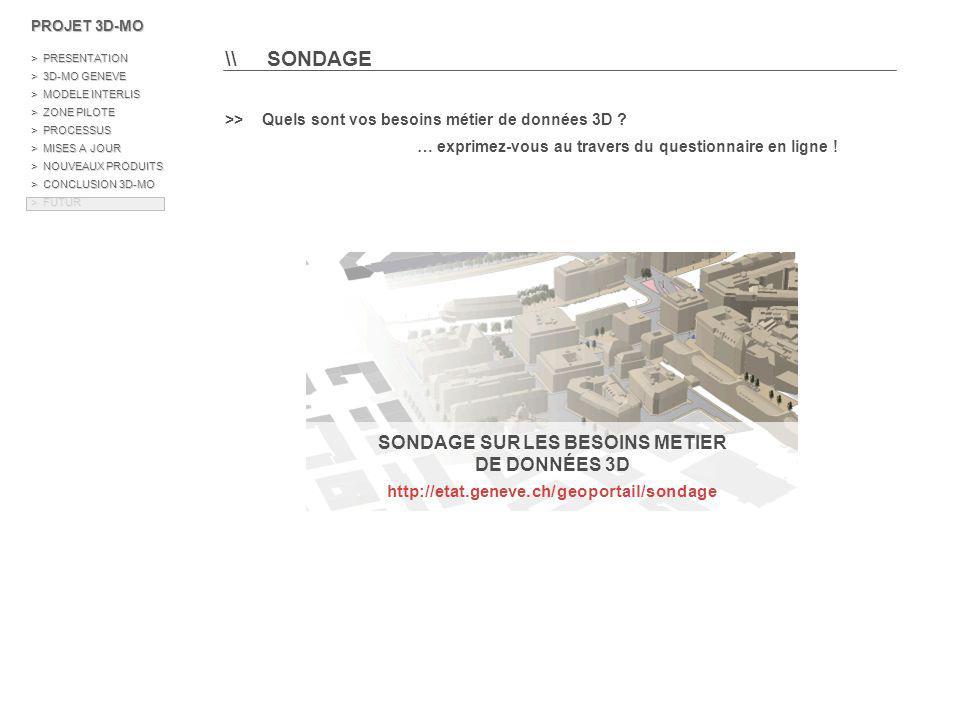 Remerciements Institut Géographique National français Haute École d Ingénierie d Yverdon CyberCity AG École Polytechnique Fédérale de Lausanne