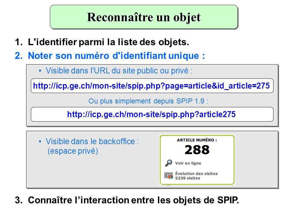 Ajouter ses propres fonctions 4/4 On peut ainsi appeler nimporte quelle fonction php, ou sappuyer sur des fonctions définies dans SPIP ou dans mes_fonctions.php, pour peu quelles respectent lordre des arguments (le texte à traiter doit être impérativement le premier argument).