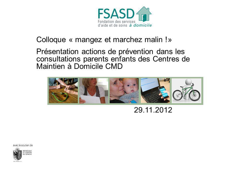 Organisation Historique de la consultation parent-enfant En 1920 fut créé un dispensaire dhygiène sociale par la section genevoise de la Croix Rouge Suisse.