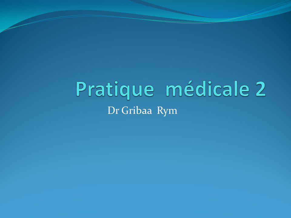 Dr Gribaa Rym