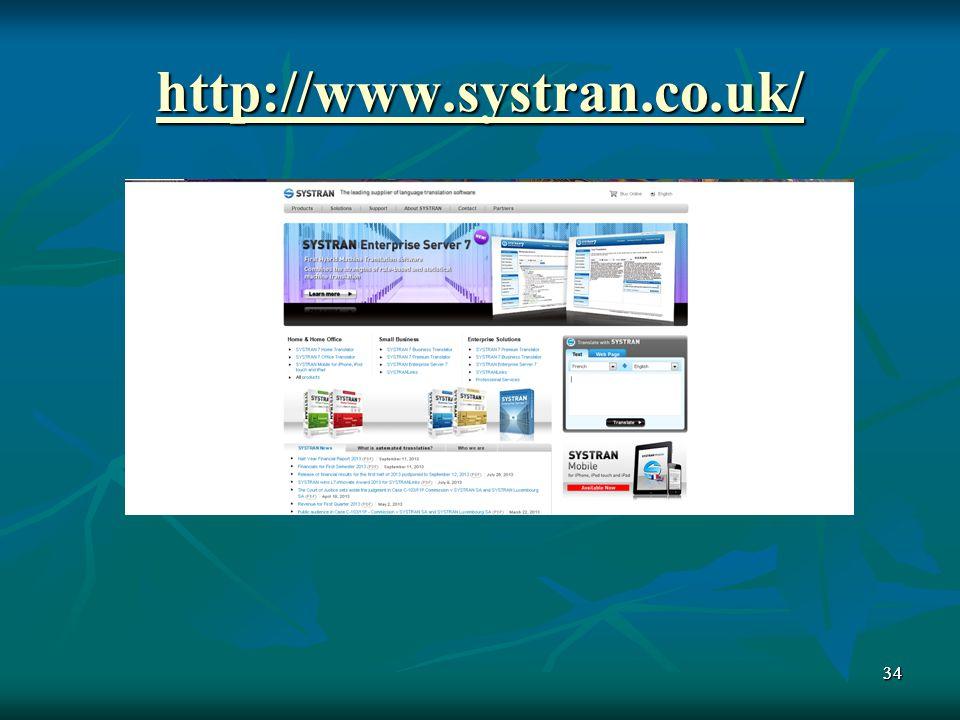3434 http://www.systran.co.uk/