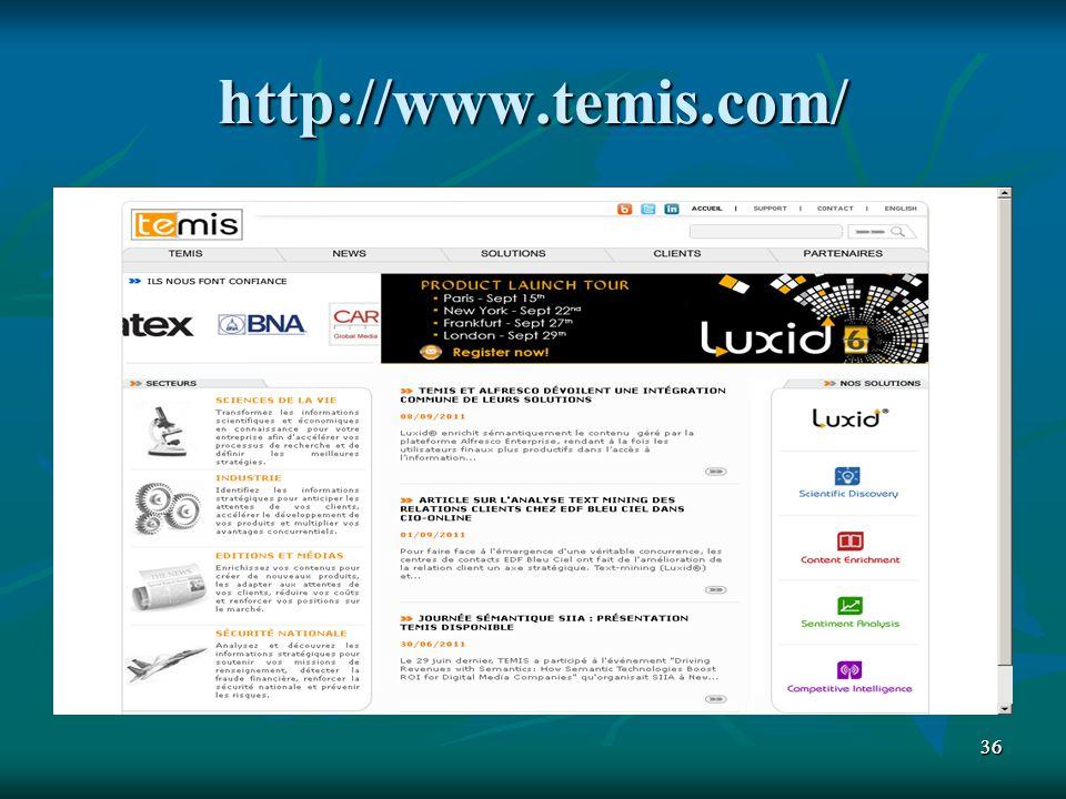 3636 http://www.temis.com/