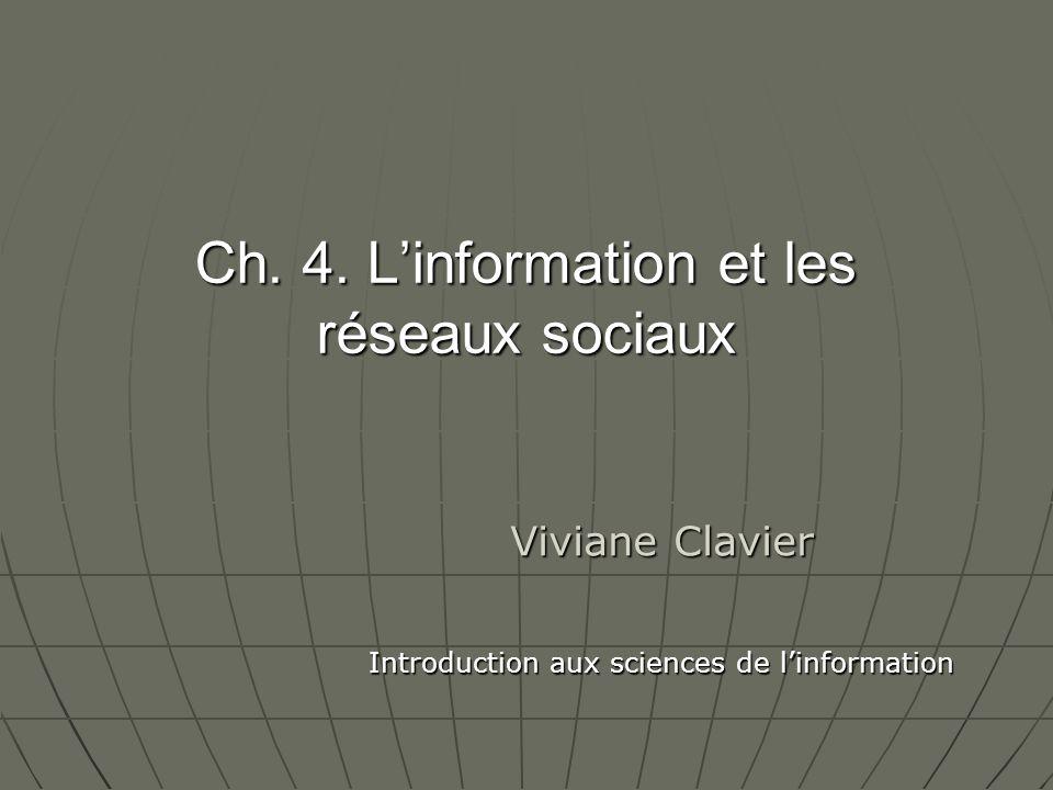 Plan 1.Les réseaux sociaux et les données personnelles 1.1.