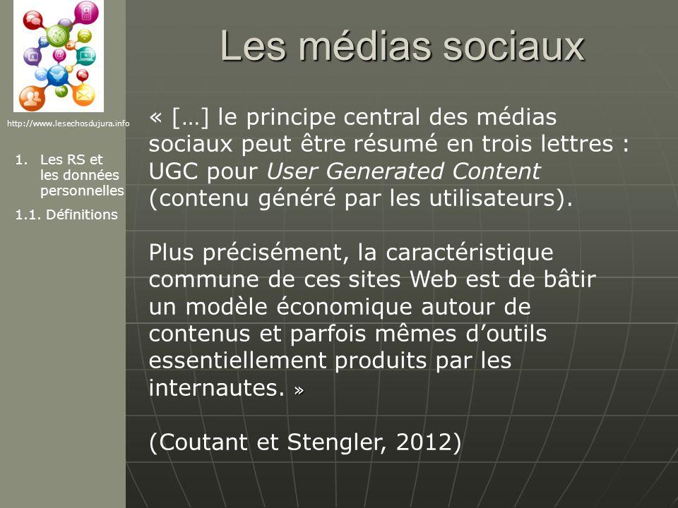 Première classification LinkedIn Meetic hi5 Badoo MySpace (Balagué, Fayon, 2012) Viadeo Spécialisé Généraux InternauteCommunauté Twitter Facebook YouTube Flickr Ciao.