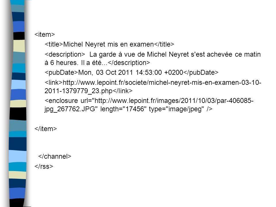 Michel Neyret mis en examen La garde à vue de Michel Neyret s est achevée ce matin à 6 heures.