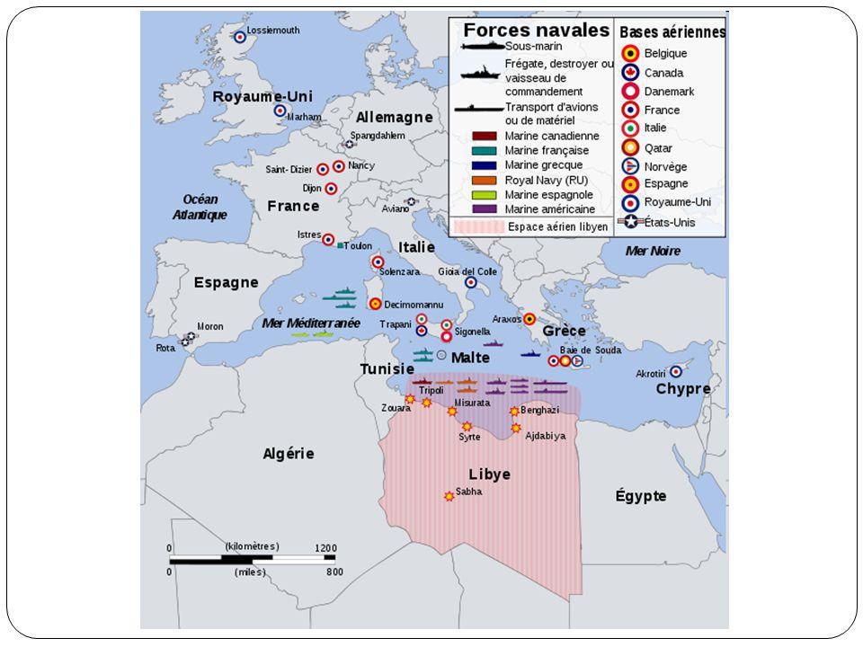 III.Exemple de la Libye Révolution et guerre à Libye 19.