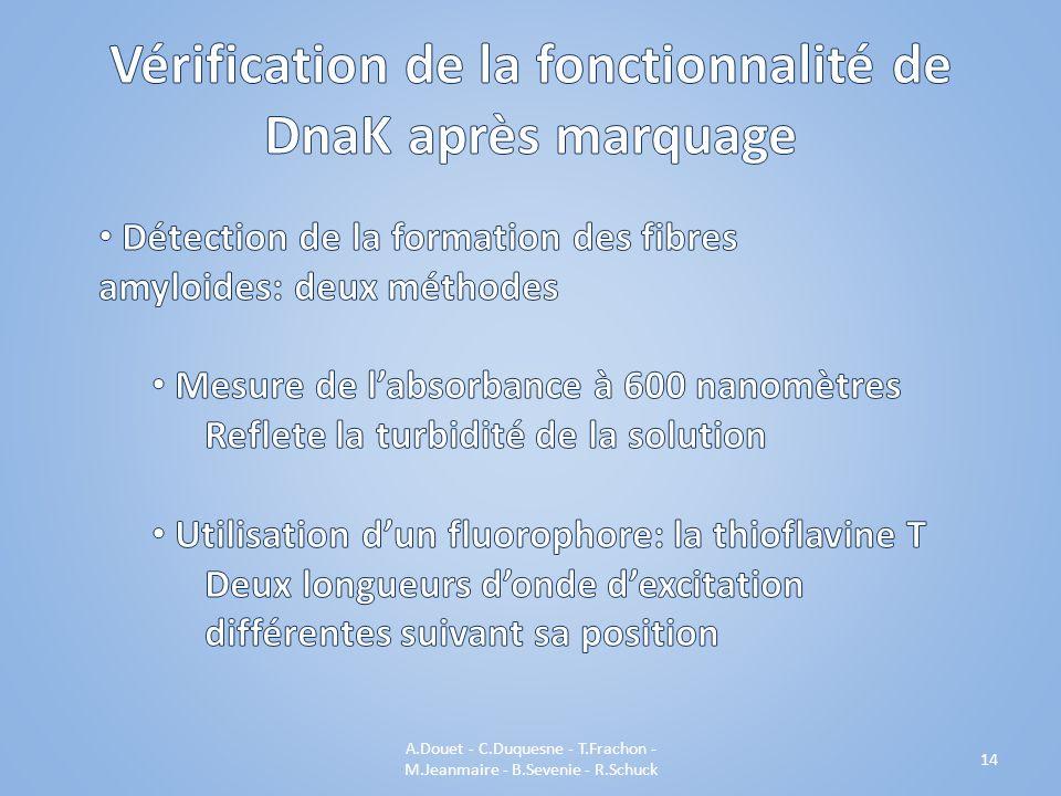 A.Douet - C.Duquesne - T.Frachon - M.Jeanmaire - B.Sevenie - R.Schuck 14