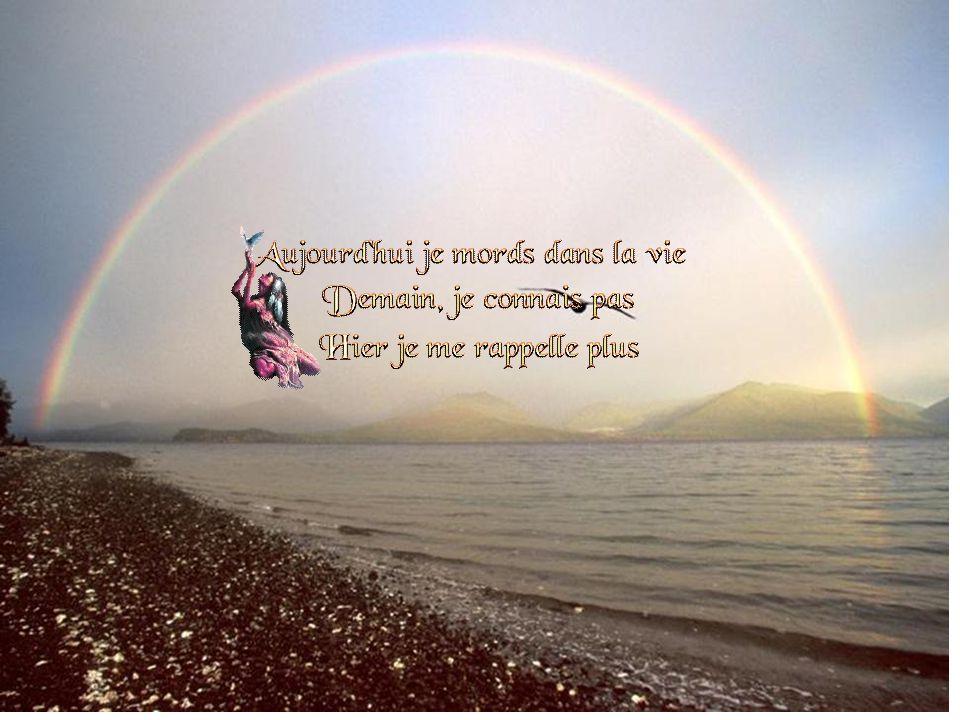 Adieu, toi, la maudite… Auteur : Marielle Boudreau Diaporama : André Laramée Musique : Debussy Rêverie