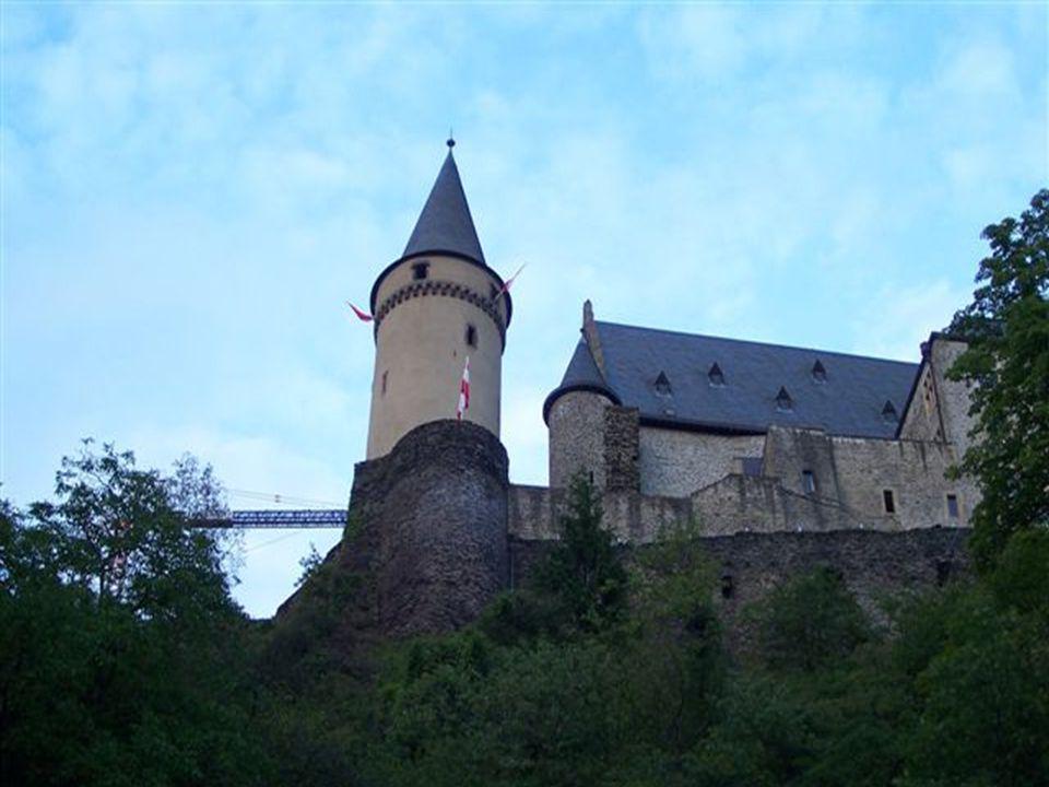 Pour la 5e année consécutive, le magnifique Château Palais et la ville de Vianden se sont métamorphosés durant une dizaine de jours en cité moyenâgeuse.