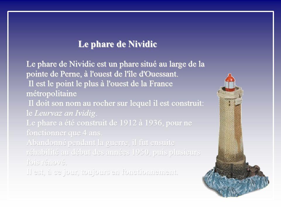 Nividic – Île d'Ouessant