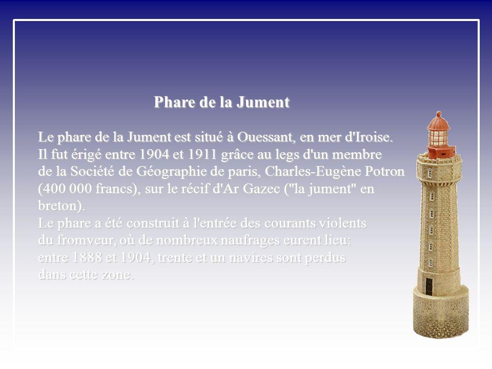 La Jument – Île d'Ouessant