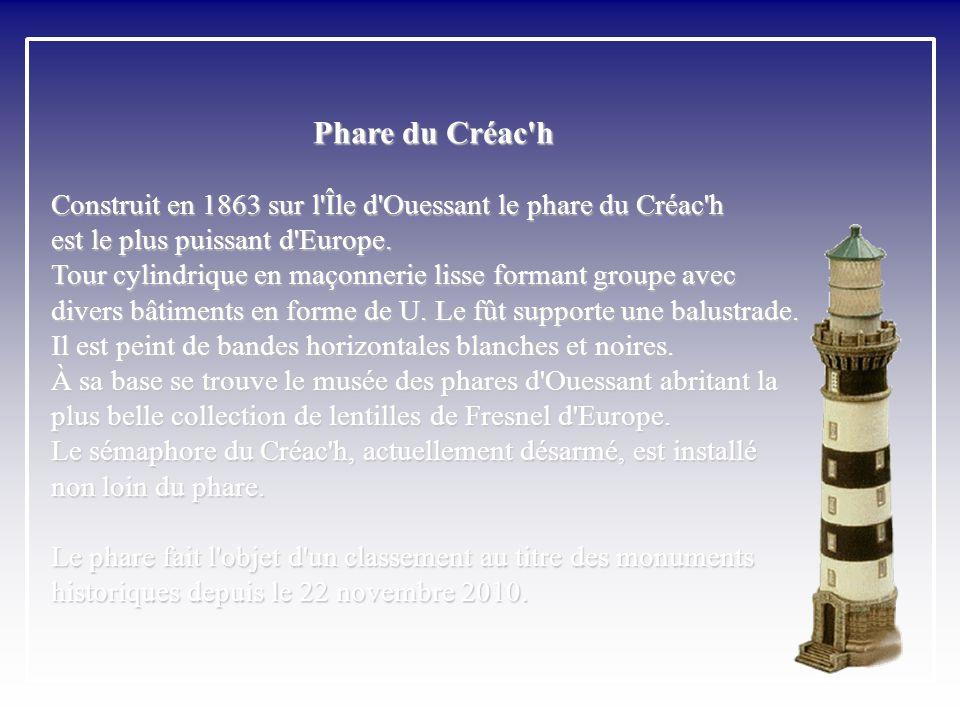 Le Creac'h – Île d'Ouessant