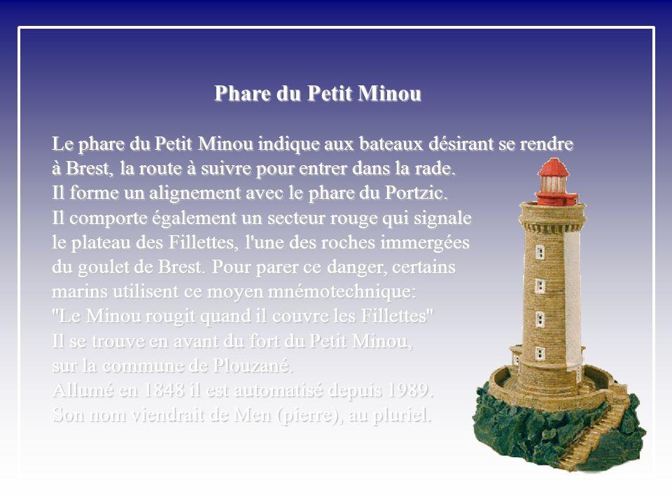 Le Petit Minou – Rade de Brest