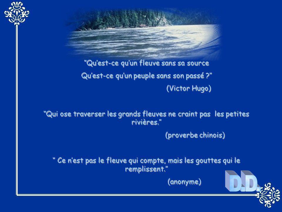 Le fleuve Saint-Laurent coule dans une région à haute densité. L'agriculture, l'urbanisation et l'industrialisation imposent une pression constante au