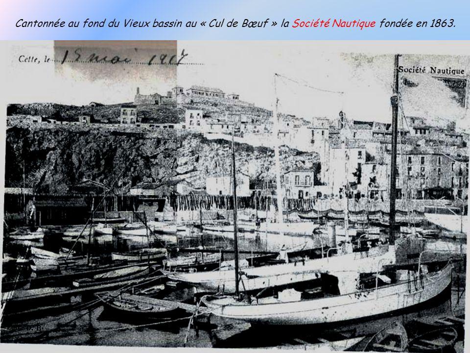 Il ny a pas dans toute la Méditerranée de bateaux de pêche aussi fort, aussi beaux que les nôtres ; rien au monde nest aussi gracieux que la gerbe des