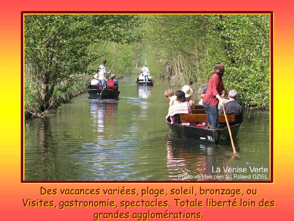 Visites des îles, Noirmoutier et Yeu De belles balades en vue.