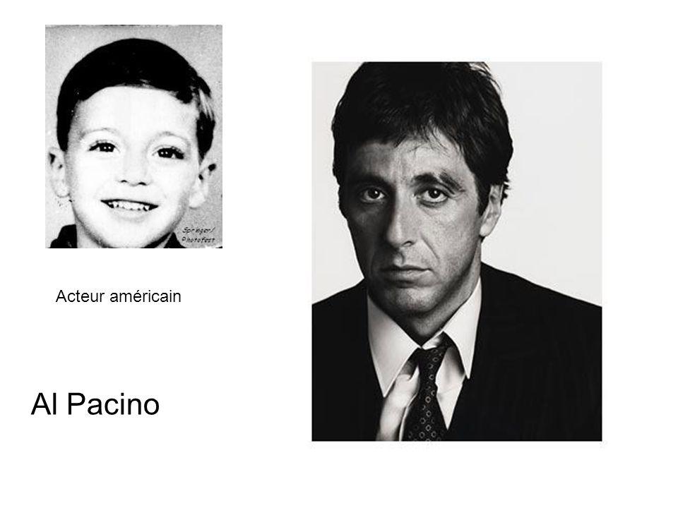Sylvester Stallone Acteur américain
