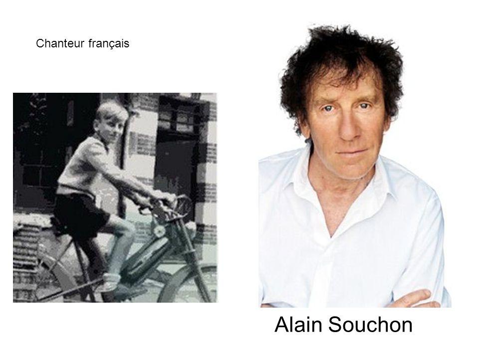 Alain Souchon Chanteur français