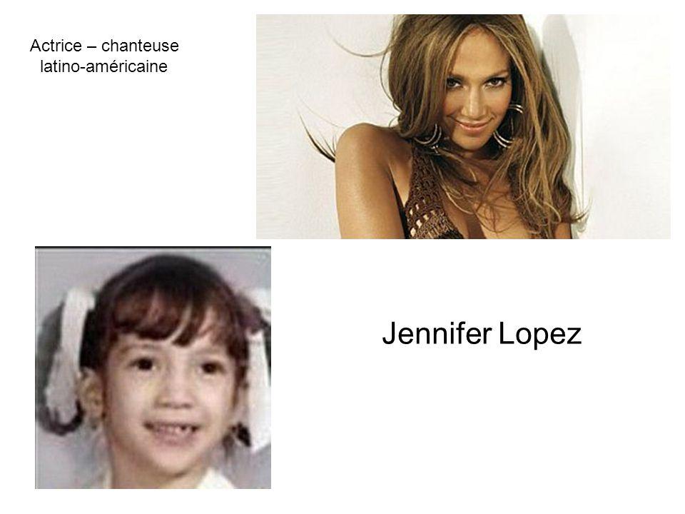 Jennifer Aniston Actrice américaine