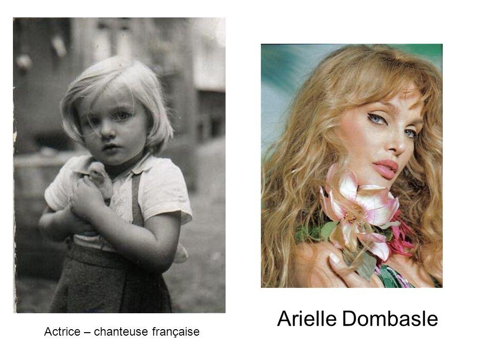 Arielle Dombasle Actrice – chanteuse française