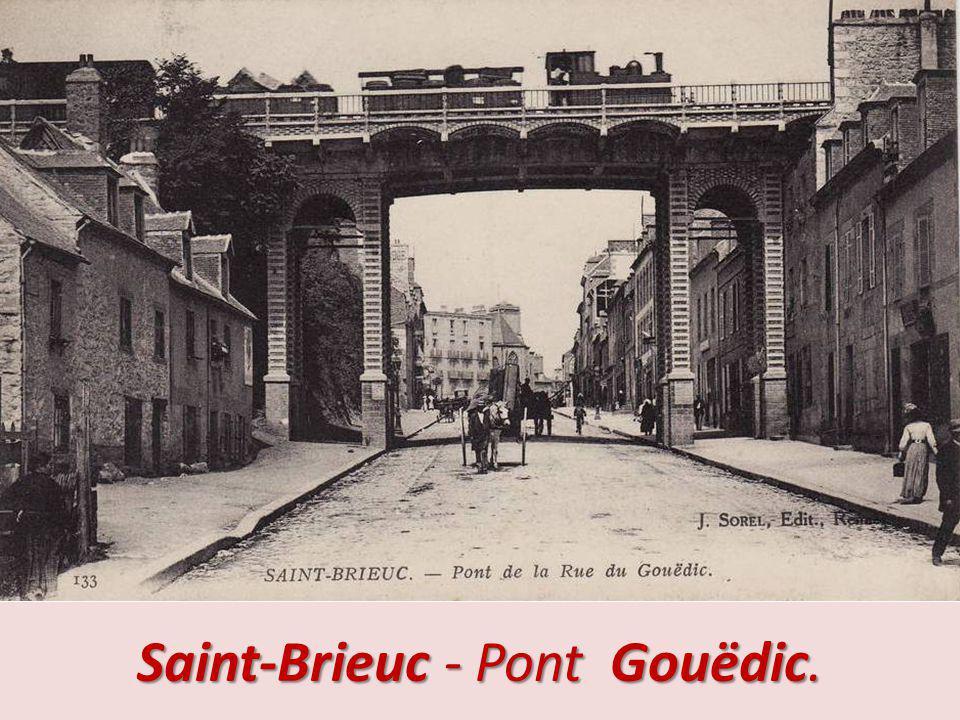 Saint-Brieuc - Pont Gouëdic.