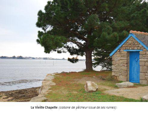 Sainte Hélène sur mer : la table dorientation