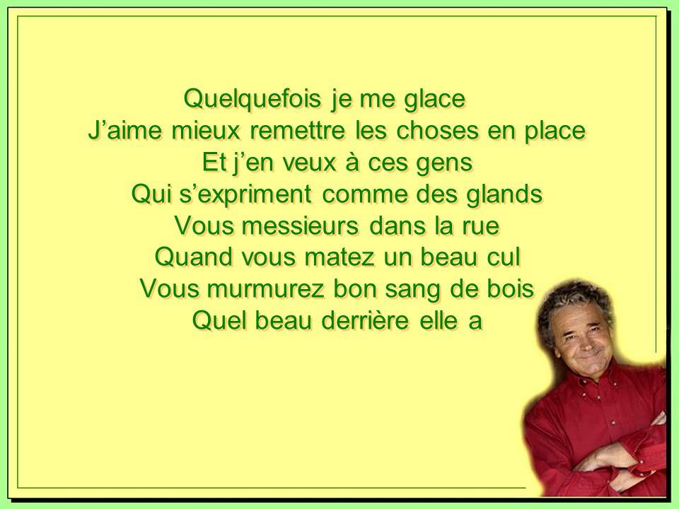 Chanson de Pierre Perret. Chanson de Pierre Perret.