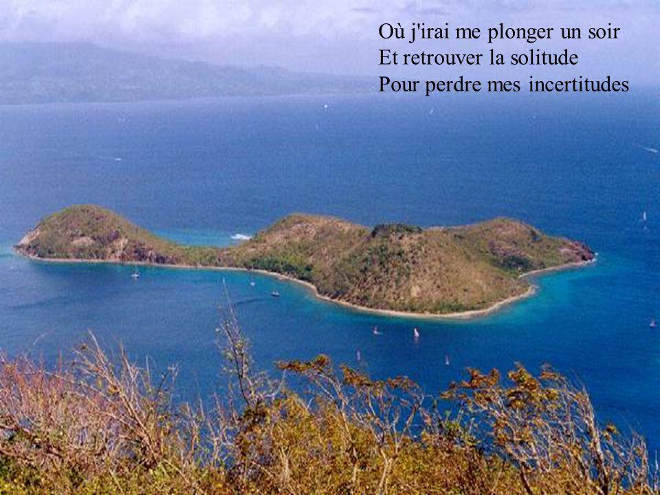 Une île est ce morceau d'espoir