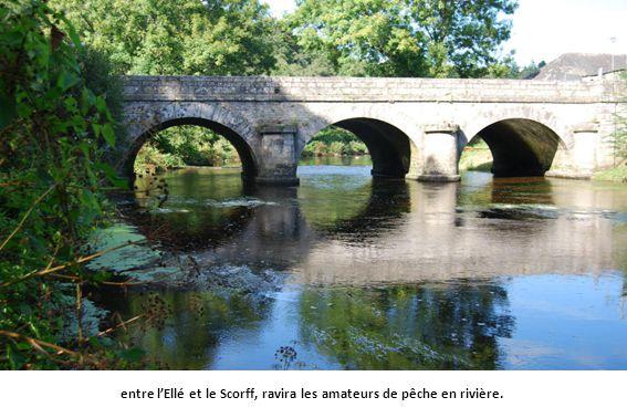 A ARZANO, Finistère sud proche du Morbihan,