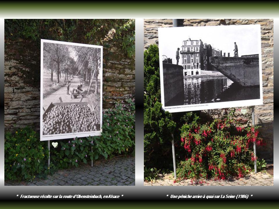 Comme un cadeau, bel hommage, souhaité au plus célèbre des photographes, qui naissait il y a 100 ans, Robert Doisneau … LHomme qui photographiait les