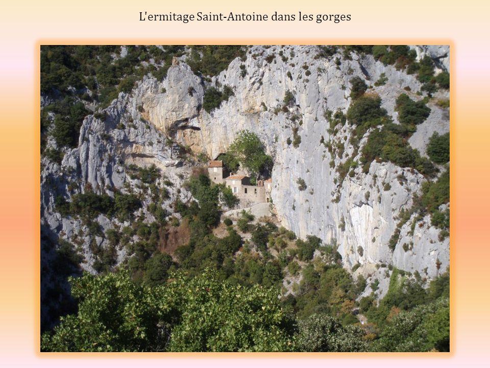 Gorges de Galamus Par sa profondeur et la verticalité de ses parois, c est une des curiosités naturelles les plus remarquables des Pyrénées.