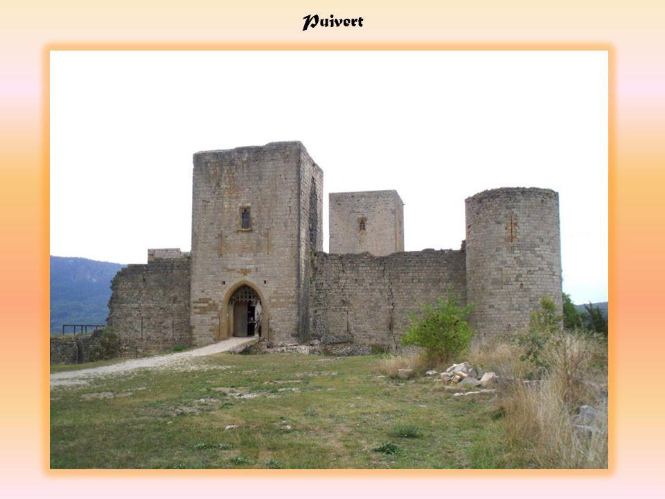 Ruines de l abbaye d Alet
