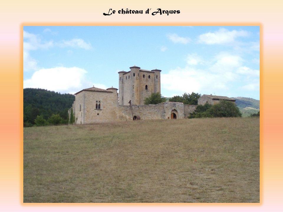 Le château dArques