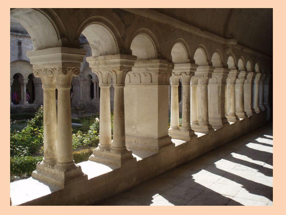 Le dortoir des moines