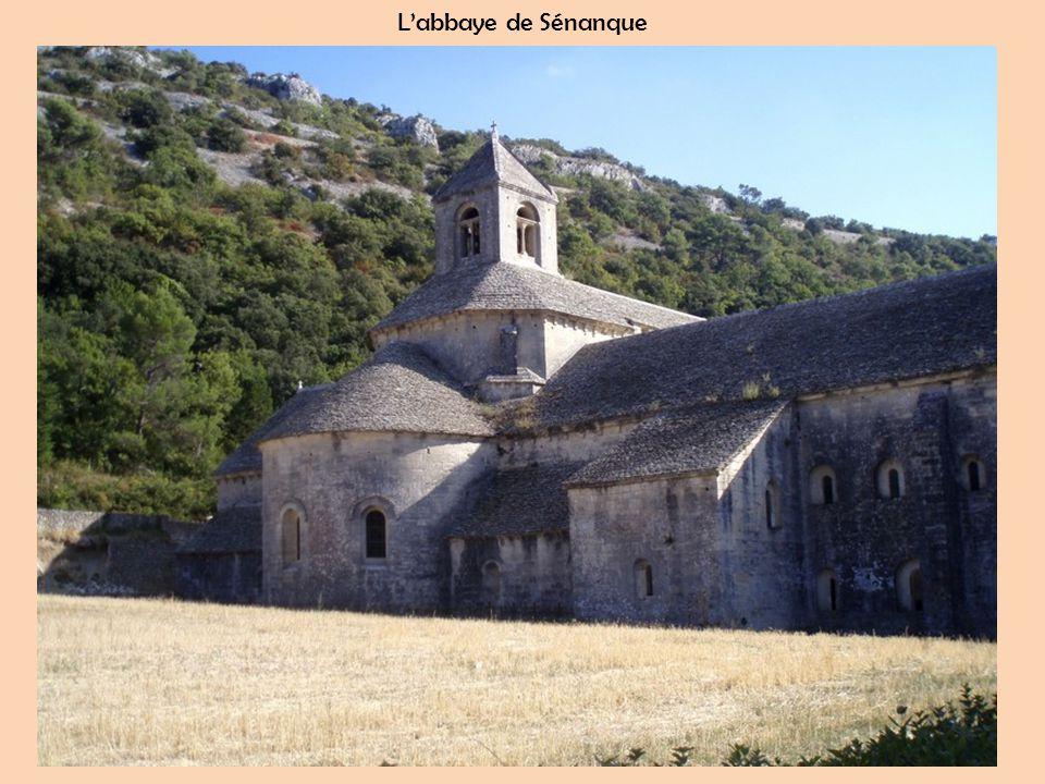 Église de Lacoste