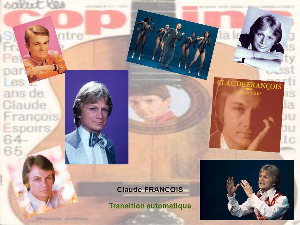 Claude FRANCOIS Transition automatique