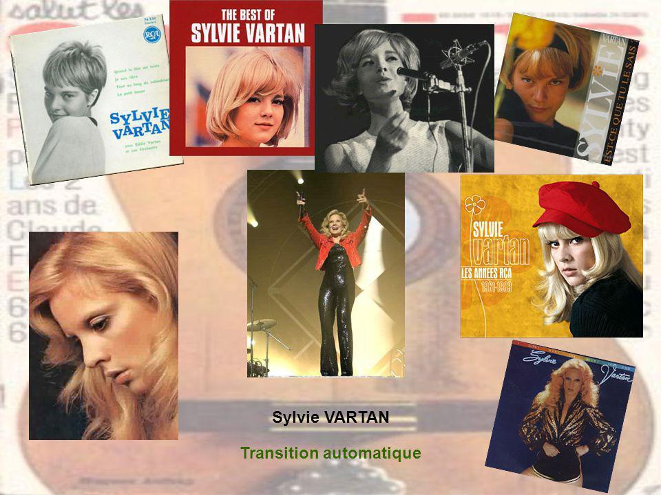 Sylvie VARTAN Transition automatique