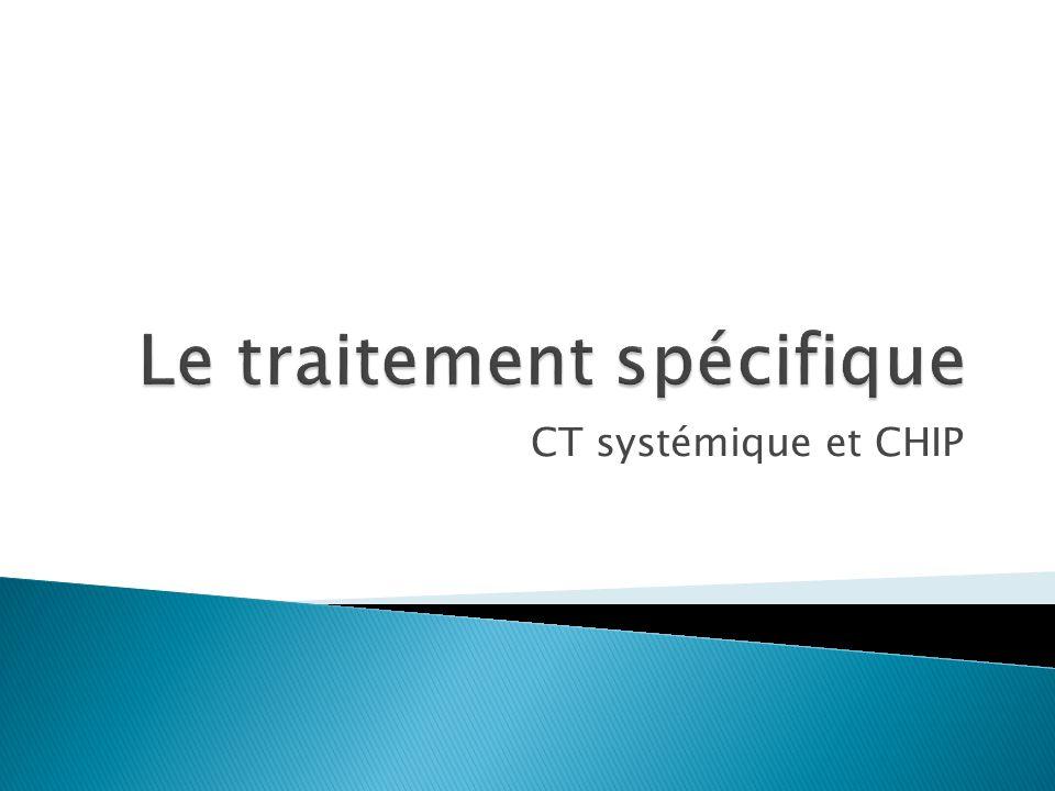 CT systémique et CHIP