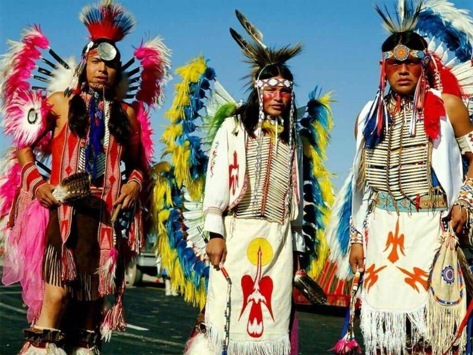 Les Navajos Premiers habitants de lArizona.
