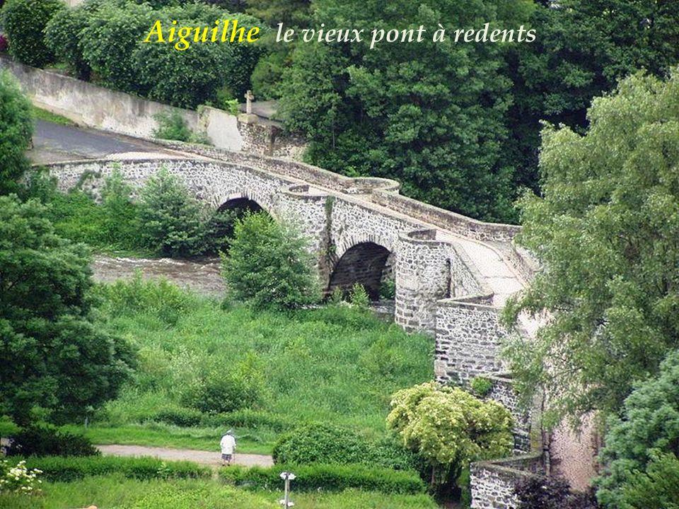 Lempdes-sur-Allagnon. le village