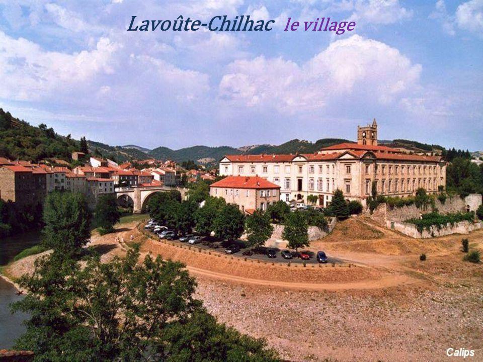 Chilhac panorama depuis le château