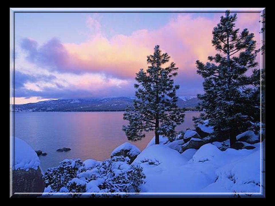 La neige est un empire glacial qui encotonne tout sur son passage