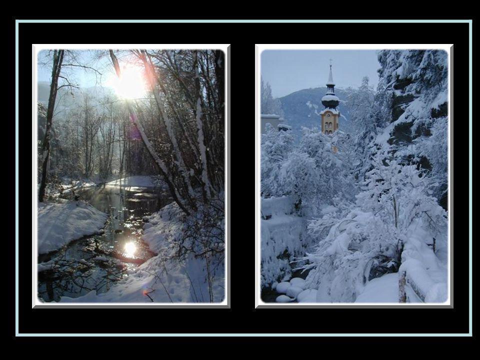 Mon chemin ce nest pas un chemin, cest la neige