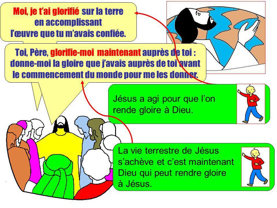 Extrait de « Mille images dEvangile » de Jean François KIEFFER Edition Presse dIle de France Jai fait connaître ton nom aux hommes que tu as pris dans le monde pour me les donner.